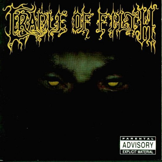 From the Cradle to Enslave [EP] 70