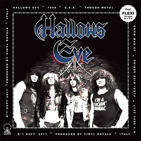Hallows Eve - I'm Eighteen