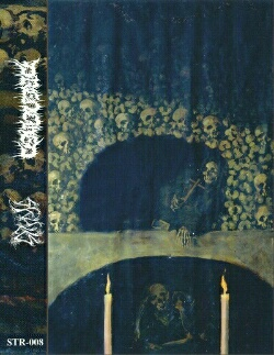 Skulls / Drenched - Monuments of Ancient Death