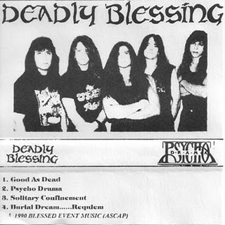 Deadly Blessing - Psycho Drama