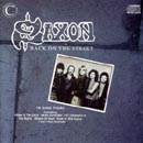 Saxon - Back on the Street