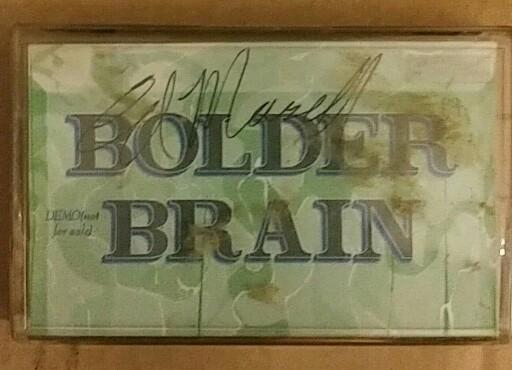 Bolder Brain - Bolder Brain