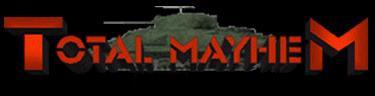 Total Mayhem - Logo