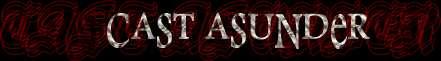 Cast Asunder - Logo
