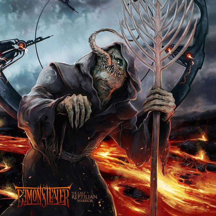Demonstealer - The Last Reptilian Warrior