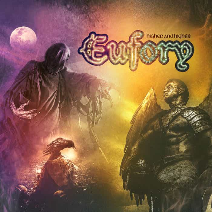Eufory - Higher and Higher