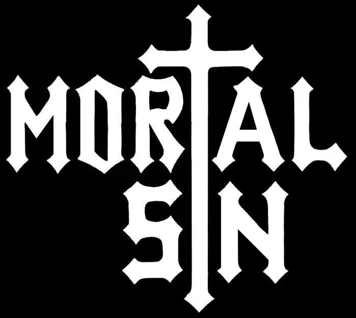 Mortal Sin - Logo