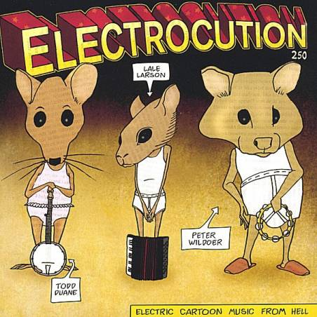 Electrocution 250 - Electric Cartoon Music from Hell