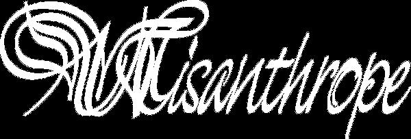 Misanthrope - Logo