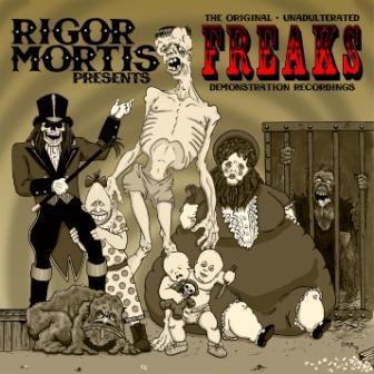 Rigor Mortis - Freaks Demo '89