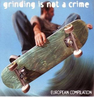 Bile / Cumshot - Grinding Is Not a Crime