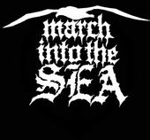 March into the Sea - Logo