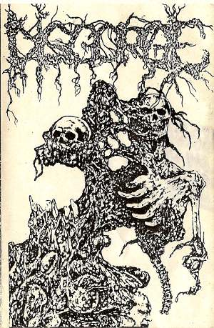 Disgorge - Blood and Pus Emanations