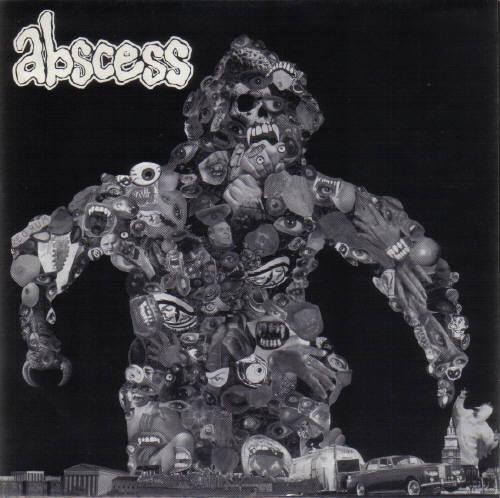 Abscess - Throbbing Black Werebeast