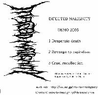 Infected Malignity - Demo 2005