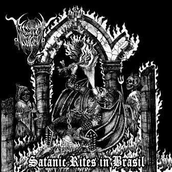 Black Angel - Satanic Rites in Brasil (Southamerican Version)