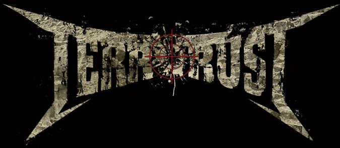 Terrorust - Logo