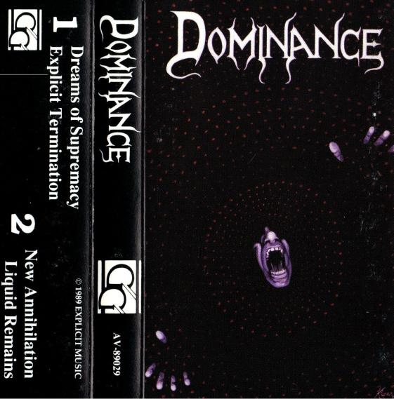 Dominance - Dominance