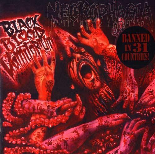 Necrophagia - Black Blood Vomitorium