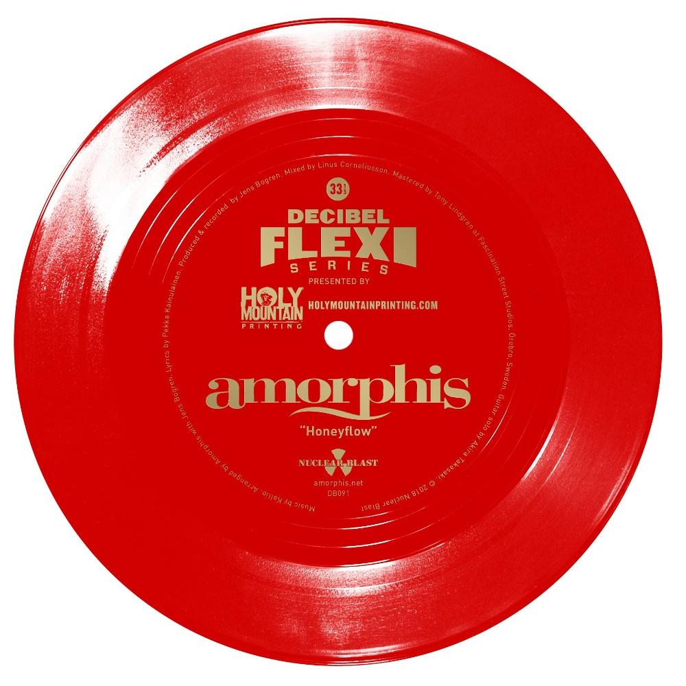 Amorphis - Honeyflow