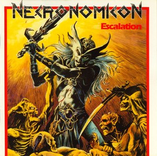 Necronomicon - Escalation - Reviews - Encyclopaedia Metallum