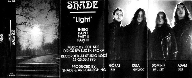 Shade - Light