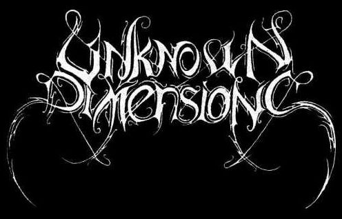 Unknown Dimensions - Logo