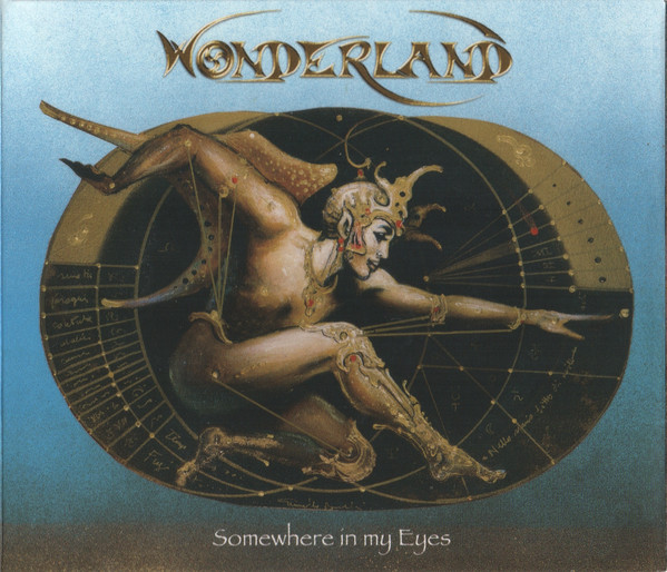 Wonderland - Somewhere in My Eyes
