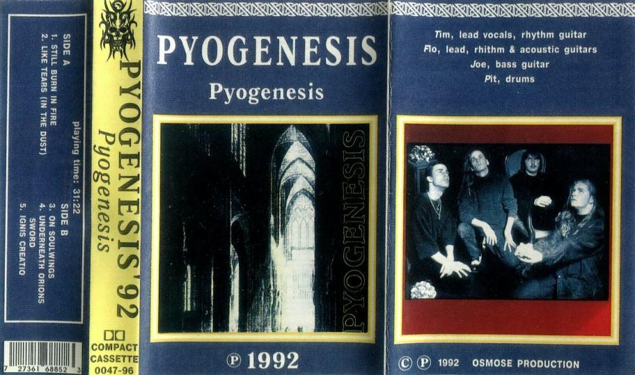 Pyogenesis - Pyogenesis