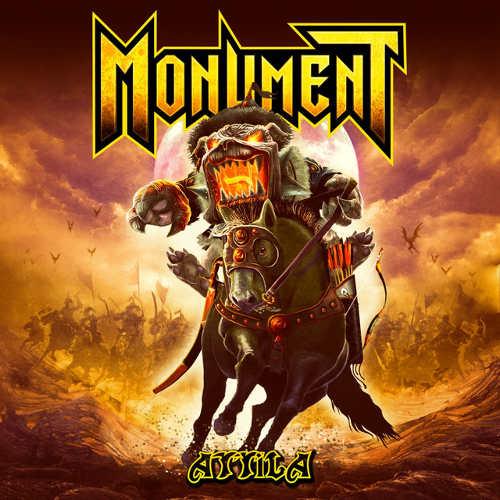 Monument - Attila