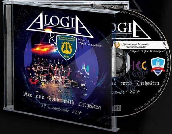 Alogia - Live and Loud with Orchestra