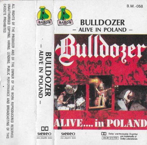 Bulldozer - Alive in Poland