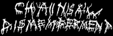 Chainsaw Dismemberment - Logo