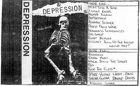 Depression - Body Dump