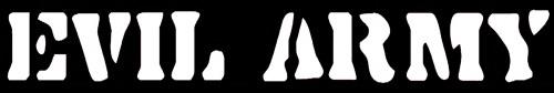 Evil Army - Logo