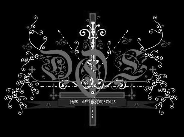 Days of Lachrymations - Logo