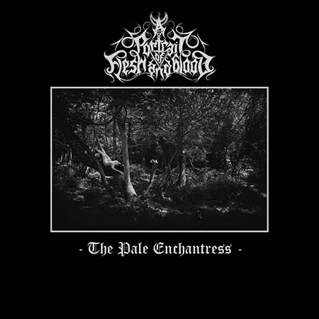 A Portrait of Flesh and Blood - The Pale Enchantress