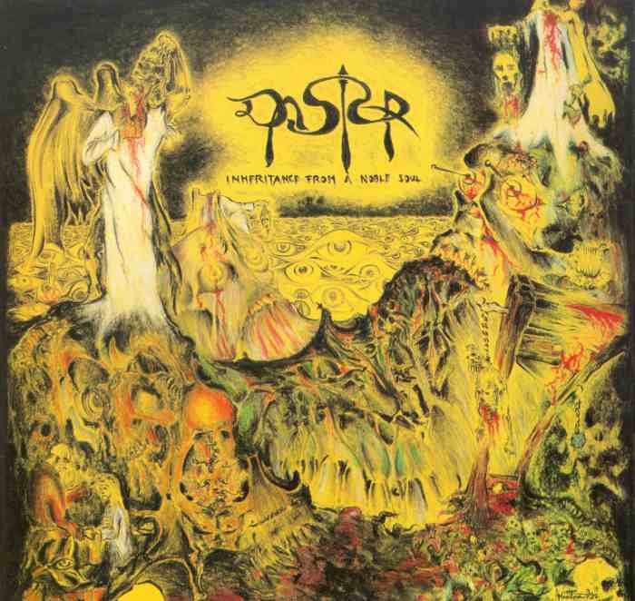 Daster - Inheritance from a Noble Soul