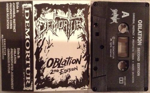 Demortur - Oblation