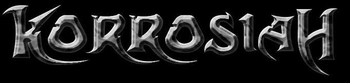 Korrosiah - Logo