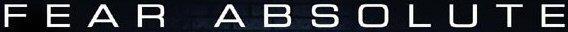 Fear Absolute - Logo