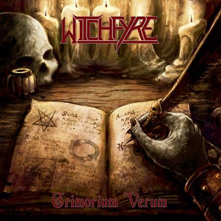 Witchfyre — Grimorium Verum (2018)