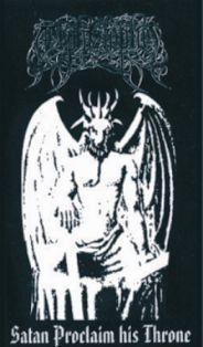 Mephiztophel - Satan Proclaim His Throne