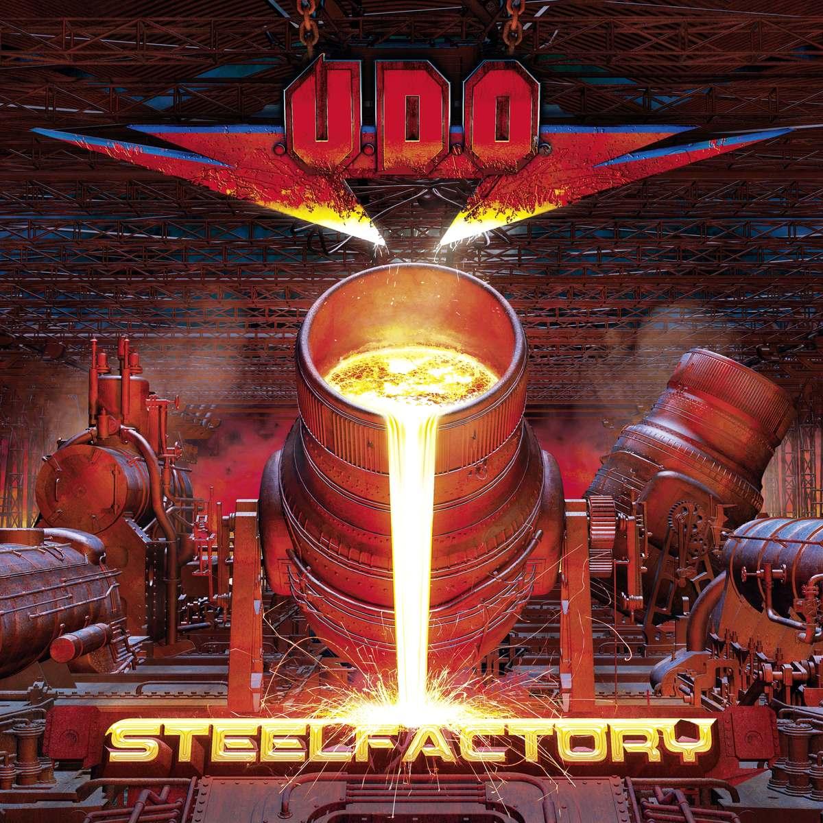 U.D.O. — Steelfactory (2018)