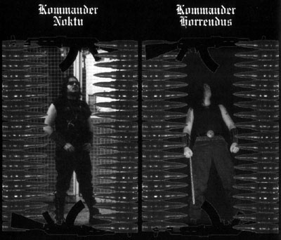 Genocide Kommando - Photo