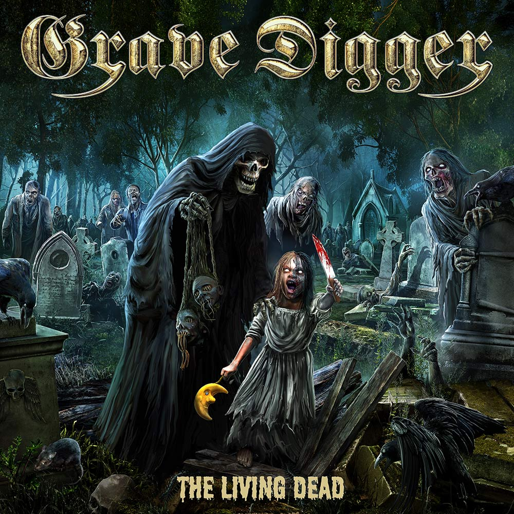 Grave Digger — The Living Dead (2018)