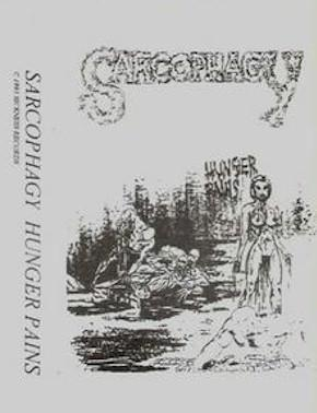 Sarcophagy - Hunger Pains
