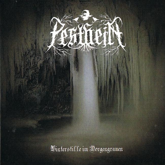 Pestheim - Winterstille im Morgengrauen