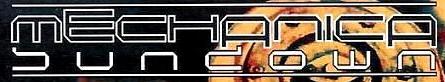 Mechanica Sundown - Logo