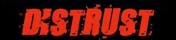 Distrust - Logo